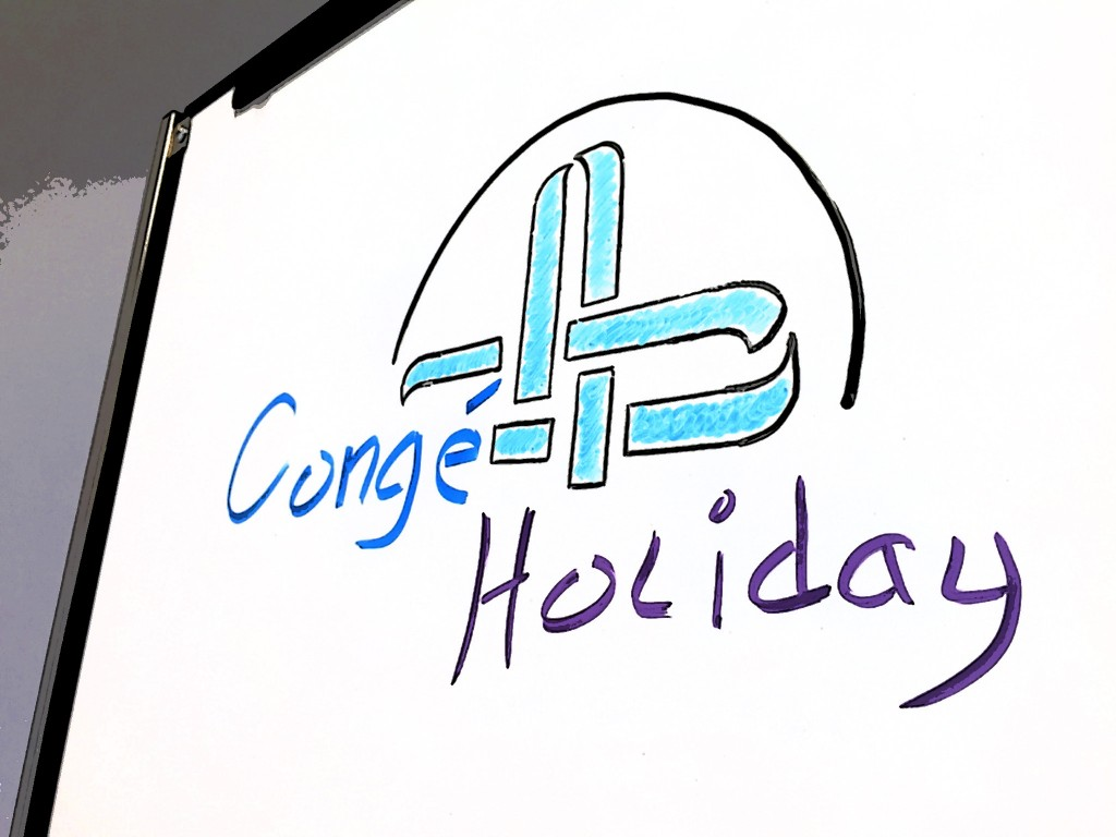 Congé - Holiday